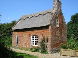 gable roof at