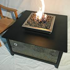 impact fire table unique heavy duty outdoor gas fire pit made in