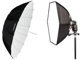 softbox light vs umbrella softboxes vs umbrellas how to win both in our gear giveaway