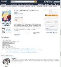 amazon kindle ebook black friday marketing joyful pear design