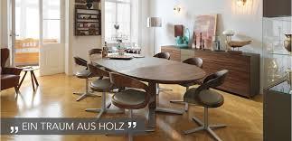 Wohn Und Esszimmer In Einem Raum Wohnart Möbelhaus Hamburg Und Siek