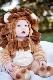 Baby Lion Costume The Heaton Family