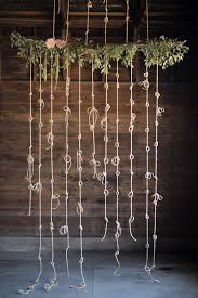 9 unique diy wedding garland ideas wedding by wedpics