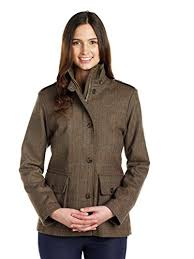 caldene women u0027s kerry tweed shooting jacket oak size 14 that