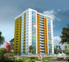 3d apartment 3d apartment visualization exteriors