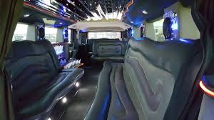 luxury minivan interior gallery epic limousine