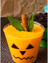 Halloween Cups Halloween Spooky Pudding Cups
