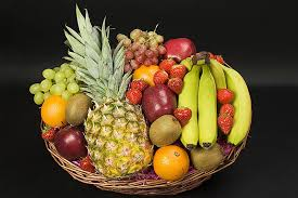 basket of fruit large fresh fruit basket fresh fruit baskets