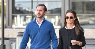 pippa middleton proves she u0027s not afraid of heights on her