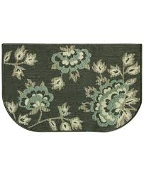 bacova accent rugs bacova brianna 22 x 35 slice accent rug rugs macy s