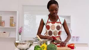 femme qui cuisine si j étais une femme