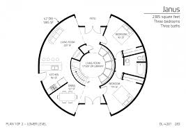 round house floor plans round house floorans dl bedrooms monolithic dome institute flat