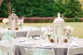 white lantern centerpieces white lantern centerpieces with pastel flowers
