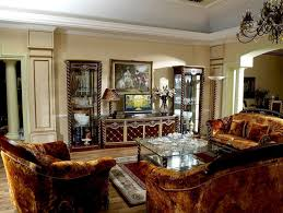 italian design wood carving living room royal furniture 0026