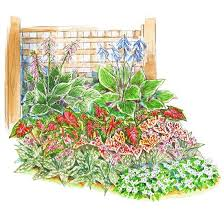 Flower Bed Plan - 180 best garden plans images on pinterest garden ideas flower