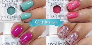 video how to apply gemstones u0026 rhinestones with gel polish
