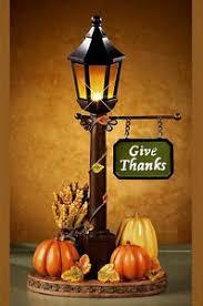 thanksgiving tabletop l post lighted lantern fall pumpkin