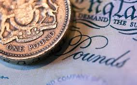 pound crashes below 1 30 and bond yields hit record lows as
