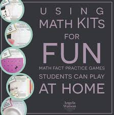 using math kits for fun math fact practice games students can play