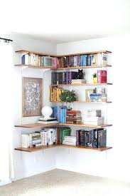 concepts in home design wall ledges corner wall shelf unit brilliant shelves for pertaining to 14