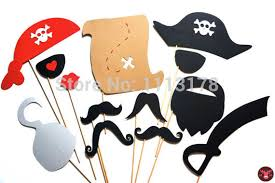 Halloween Photo Booth Props Online Shop Fashion Photo Booth Props Pirate Party Props On A
