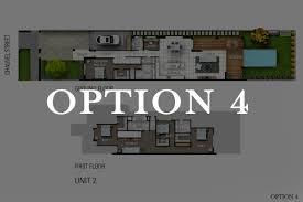 Dual Occupancy Floor Plans Gallery Crew Building Group