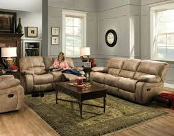 Reclining Sofa Microfiber by Microfiber Dual Reclining Loveseat With Console 69 Enchanting