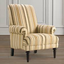Brown Accent Chairs Bedroom Miraculous Beige Color With Stripped Cheap Accent Chair