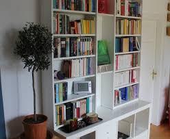 Besta Bookshelf Besta Climbs On Expedit Ikea Hackers Ikea Hackers