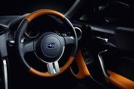 subaru brz custom interior subaru brz premium sport package revealed in japan autoevolution