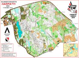 Har Map Map Jukola 2017 All You Need To Know June 15th 2017