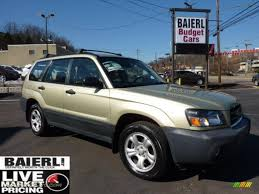 subaru gold 2003 subaru forester cross sports automatic related infomation