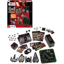 star wars the force awakens 6 in 1 games walmart com