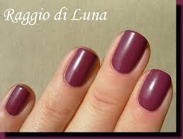 raggio di luna nails pupa velvet mat n 004 wine