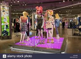 mannequins modeling young women u0027s clothing in macy u0027s department