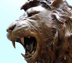 metal lion sculpture bronze everbrite coatings metal restoration products how to