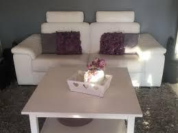 canape cuir poltronesofa achetez canapé en cuir blanc occasion annonce vente à juvisy sur