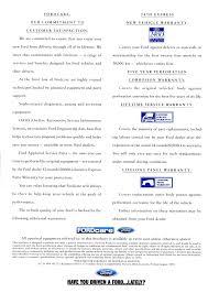 1992 ford laser brochure