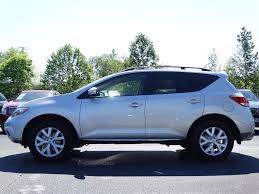 2013 used nissan murano awd 4dr sl at atlanta luxury motors