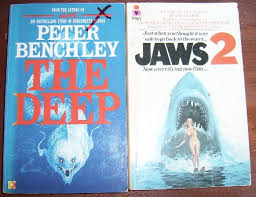 Peter Benchely - thriller u0026 adventure the deep by peter benchley jaws 2 by hank