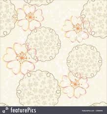 japanese ornament vector japanese background with cherry blossom