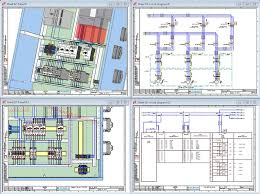 Architectural Drawing Sheet Numbering Standard by Electrical Schematic Software E3 Schematic