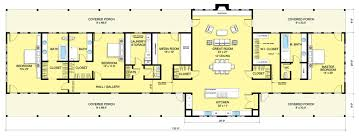 ranch style floor plans ranch style house plan 3 beds 3 00 baths 3645 sq ft plan 888 6