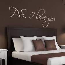 online buy wholesale ps i love you large wall sticker from china ps i love you wall stickers romantic love saying quotes vinyl wall decal removable 9
