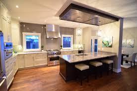 kitchen islands calgary add design style with a bulkhead u2014 calgary custom homes