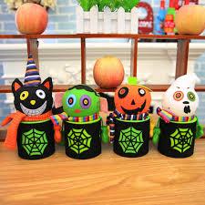 Kids Halloween Decor Online Get Cheap Halloween Candy Jar Aliexpress Com Alibaba Group
