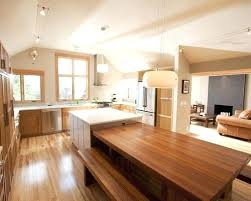 Kitchen Island With Attached Table Kitchen Island With Attached Table Kitchen Island Attached Table