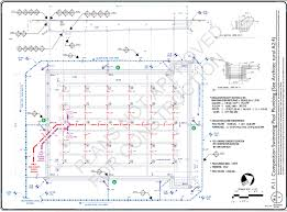 commercial public pool plumbing design aquatic mechanical competition plumbing plan w rim flow gutter system rev 3