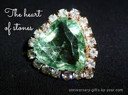 Anniversary Gifts Jewelry 55th Anniversary Symbol Is Emerald Find Out The Meaning Behind