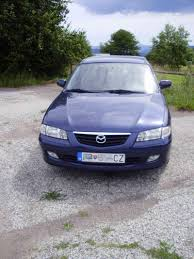 2002 mazda 626 gf gw generation 5 diesel
